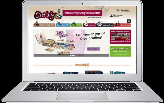 Class-Web C'est le jeu macbook